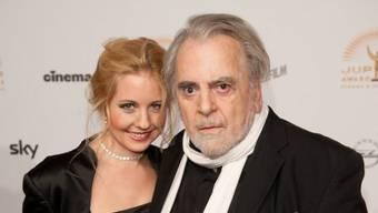 Maximilian Schell (82) und Iva Mihanovic (35) heiraten (Archiv)