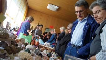 Flohmarkt im Kloster Fahr
