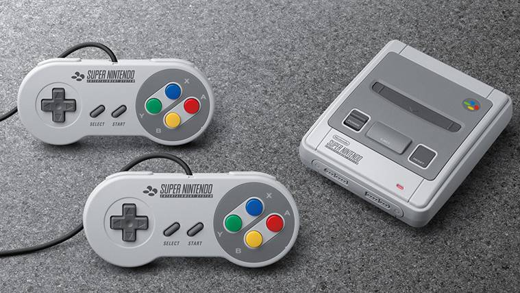 Digital: Super Nintendo Mini