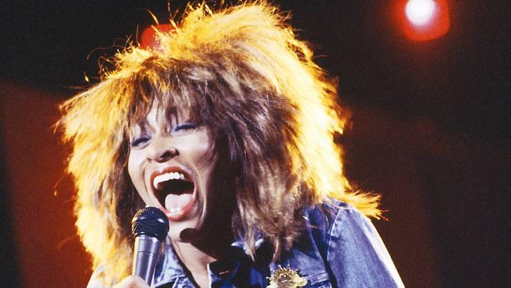 1982 im Hammersmith Odeon in London. (Foto: Fin Costello/Redferns)