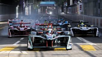 Formel E in Zürich