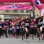 Nicht überall in der Sportwelt wird Frauen so viel Beachtung geschenkt wie etwa beim Basler Frauenlauf im vergangenen Jahr.