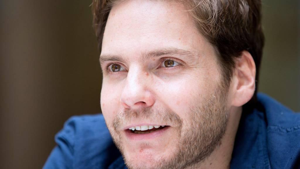 Daniel Brühl  bezeichnet sich als «altmodischen Typen».