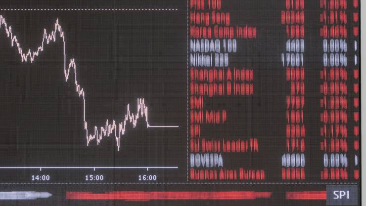 Die Schweizer Börse SIX kann kurzzeitig aufatmen: Die EU hat am Donnerstag in Brüssel die Gleichwertigkeit der Schweizer Börse anerkannt - jedoch befristet bis Ende 2018. Bis dann verlangt Brüssel Fortschritte bei den Verhandlungen zum Rahmenabkommen Schweiz-EU. (Archiv)