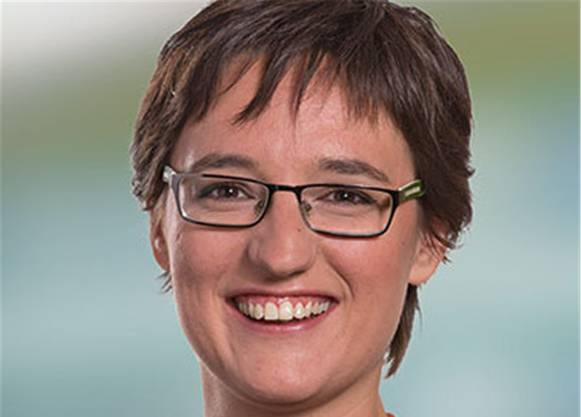 Viviane Hösli, Sprecherin SP-Fraktion