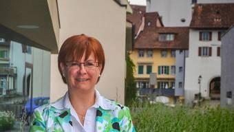 Spitalpfarrerin Karin Tschanz. NAM