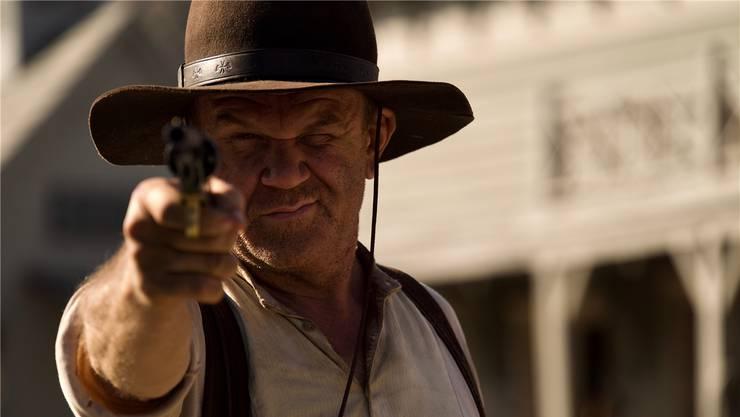 Der ewige Nebendarsteller für einmal in einer Hauptrolle: John C. Reilly als sensibler Auftragskiller Eli in «The Sisters Brothers». Elite