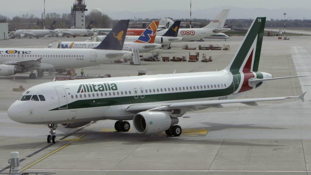 Italienische Konzerne bekräftigen Interesse an Alitalia