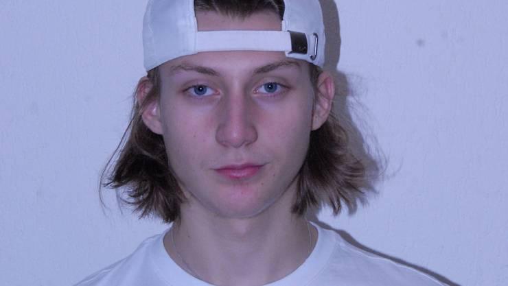 Der Eishockeyaner Andrin Locher aus Windisch.