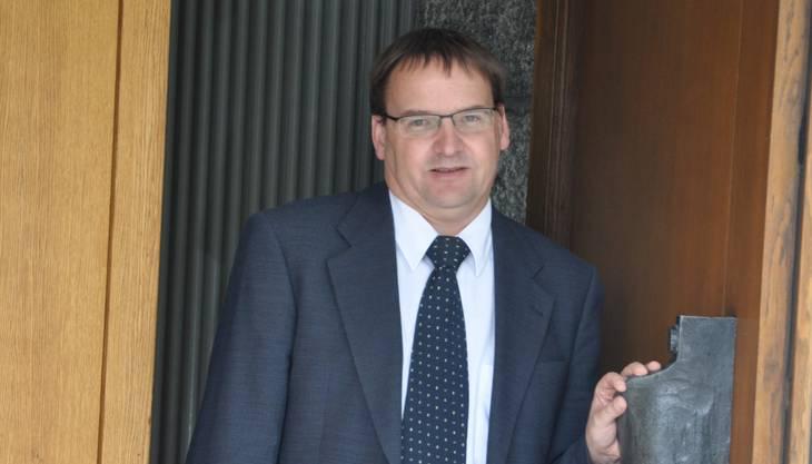 Kurt Vogt, der Pfarrer für den Seelsorgeraum Dietikon und Schlieren