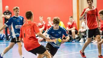 Die Handball Junioren U17 Inter der HSG Aargau Ost verzeichnen einmal mehr einen Auswärtserfolg. Gegen die SG Willisau/Dagmersellen gewinnen sie mit 12:40.
