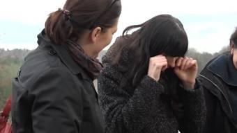 Emotionaler Moment für Initiantin Rebecca Panian – das sagt sie im Interview.