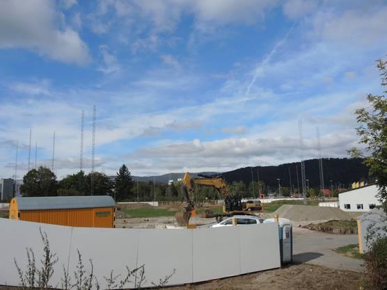 Die Baufreigabe für die Überbauung Sandäcker wird in diesen Tagen erteilt.