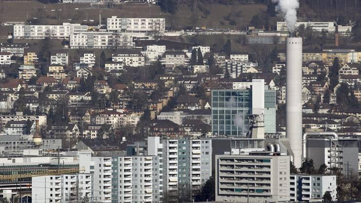 Die Kehrichtverbrennungsanlage Josefstrasse in der Stadt Zürich soll abgebrochen werden.