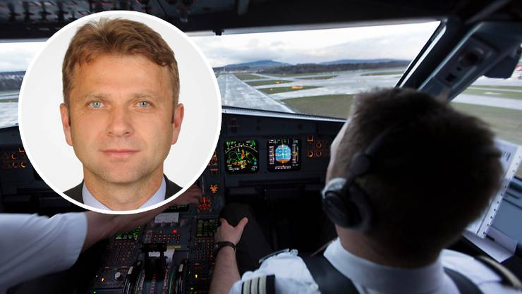 Anspruchsvolle Aufgabe: Der Piloten-Job.