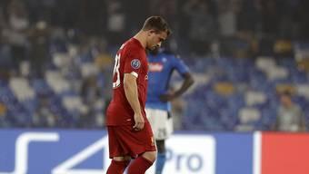 Xherdan Shaqiri verletzt sich bei Liverpool im Training an der Wade