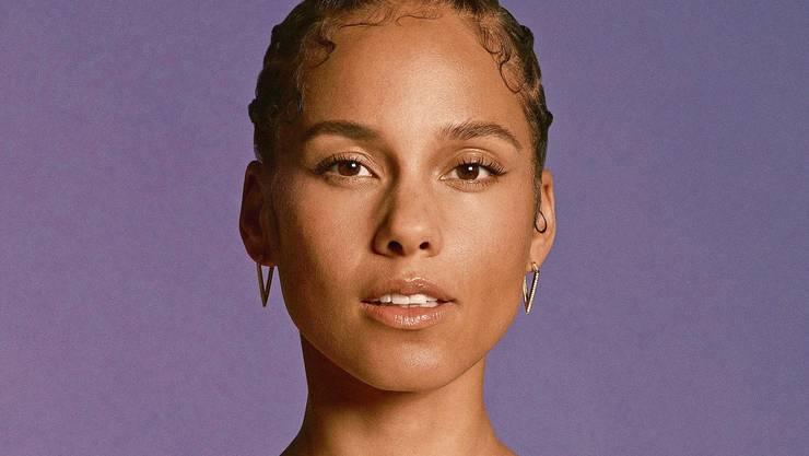 Alicia Keys: «Heute kann ich meine Triumphe umarmen.»
