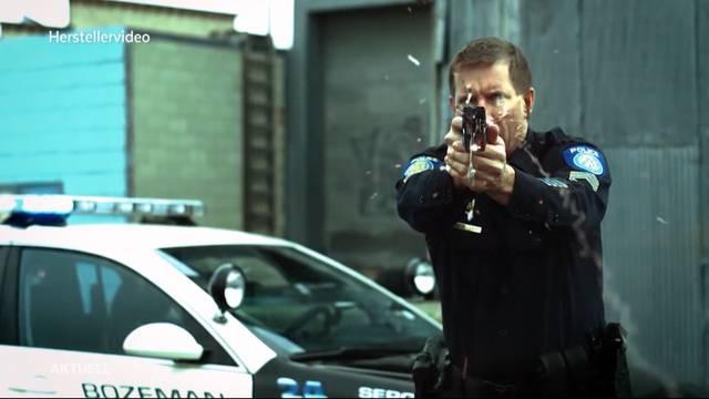 Neue Waffen für die Grenchner Stadtpolizei