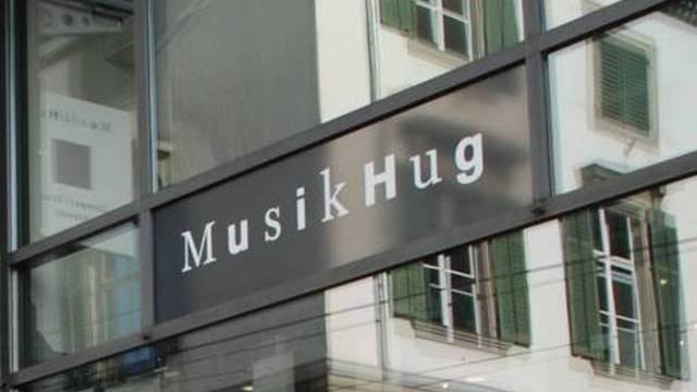 Erlösung für Musik Hug