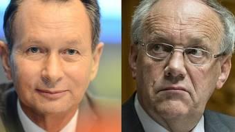«Das übliche Skandalisierungsszenario»: FDP-Präsident Philipp Müller über die Affäre Schneider-Ammann.