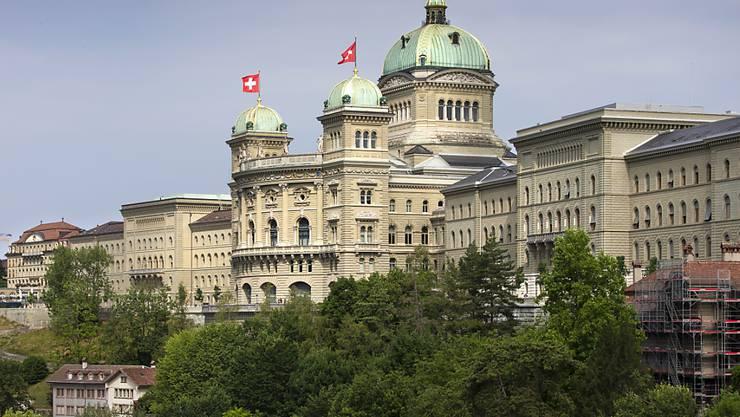 Die Rendite von Anleihen der Schweizerischen Eidgenossenschaft sind auf ein Rekordtief gefallen. (Archivbild)