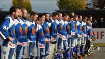 Die Gekkos aus Gerlafingen sind das zweitbeste Team der Nationalliga B.