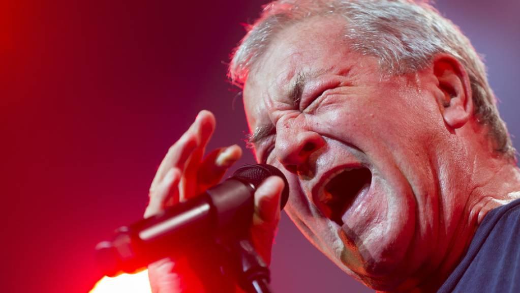 Haben ihr Schweizer Konzert um ein Jahr verschoben: Deep Purple, die britische Band um Frontmann Ian Gillan, kommen im Oktober 2021.