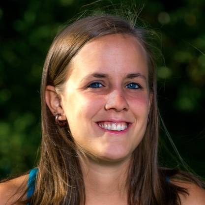 Maja Haus von den jungen Grünen hat das Profil, das am weitesten links steht.