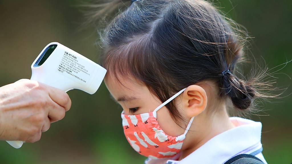 Südkorea sieht sich zweiter Corona-Welle ausgesetzt
