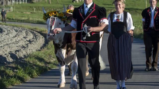 Ferienpläne: Matthias Sempach und Heidi Jenny (Archiv)