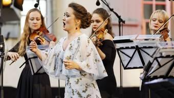 Lenzburgiade 2018 mit Sopranistin Lezhneva
