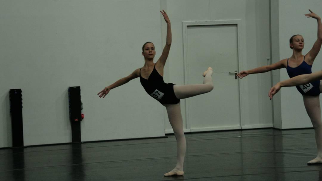 Vera Brotschi tanzt in Augsburg