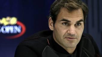 Roger Federer sprach vor dem US Open über die letzten Tage