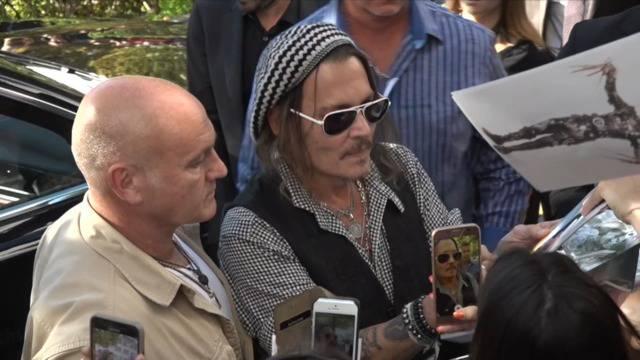 Johnny Depp-Mania am Zürcher Film Festival