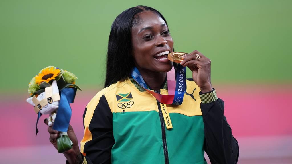 Sprinterin gewinnt Gold und wird auf Insta gesperrt
