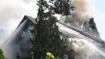 Brand in Reiden