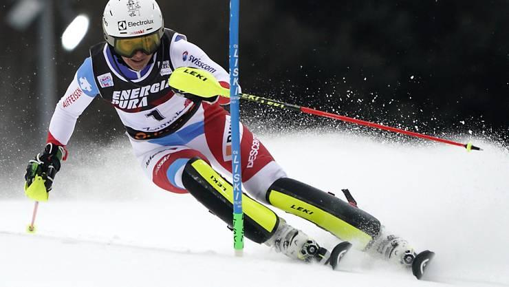 Wendy Holdener bringt sich in Zagreb in Position für ihren vierten Podestplatz des Winters