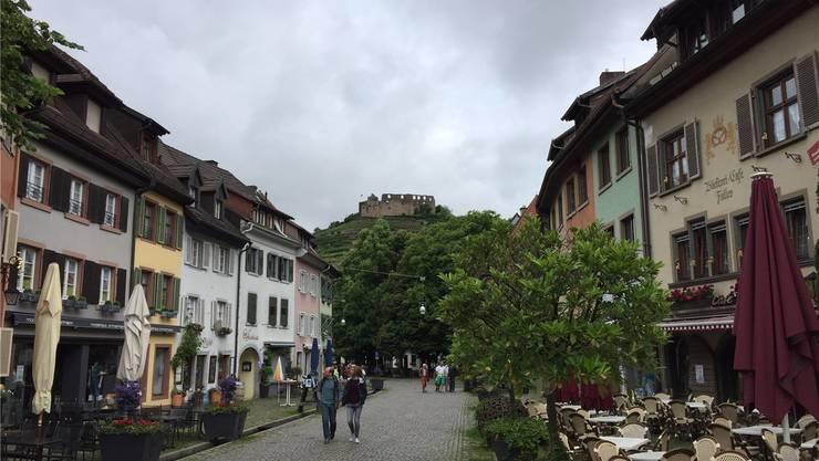 Im Zeichen der Burg: Für Tagesausflüge ab Basel ist das malerische Staufen wie geschaffen.