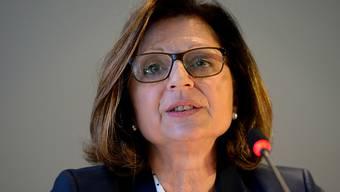 Viviane Buchmann, Geschäftsführerin der Mobility Genossenschaft, tritt im Frühjahr 2016 von der operativen Führung des Carsharing-Unternehmens zurück. (Archiv)