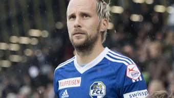 Markus Neumayr hat sich (vorerst) gegen einen Wechsel zum FC Aarau entschieden
