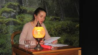 Sandra Sieber liest Hans Christian Andersen
