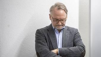 Der Verwaltungsratspräsident der Stoosbahnen, Thomas D. Mayer.