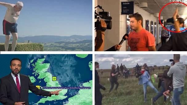 Skandale und Schmunzler: Diese Videos haben vergangene Woche Aufsehen erregt.