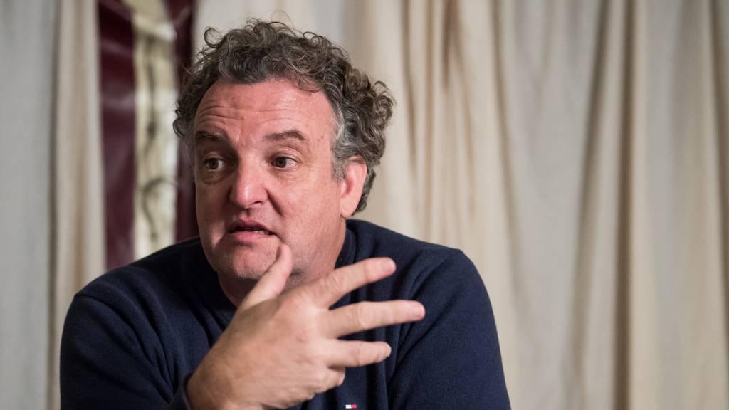 Der Komiker Marco Rima ist kürzlich mit coronaskeptischen Aussagen aufgefallen.
