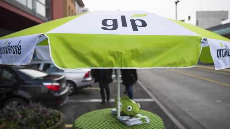 Die GLP strebt zwei zusätzliche Sitze im Parlament und einen Wähleranteil von 12,5 Prozent an. (Themenbild)