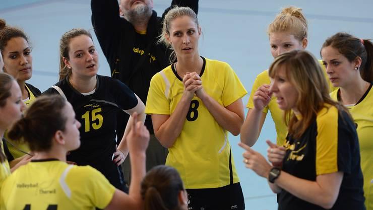 Jana Surikova (r.) hat aus Therwil ein dynamisches Team geformt. JJJ
