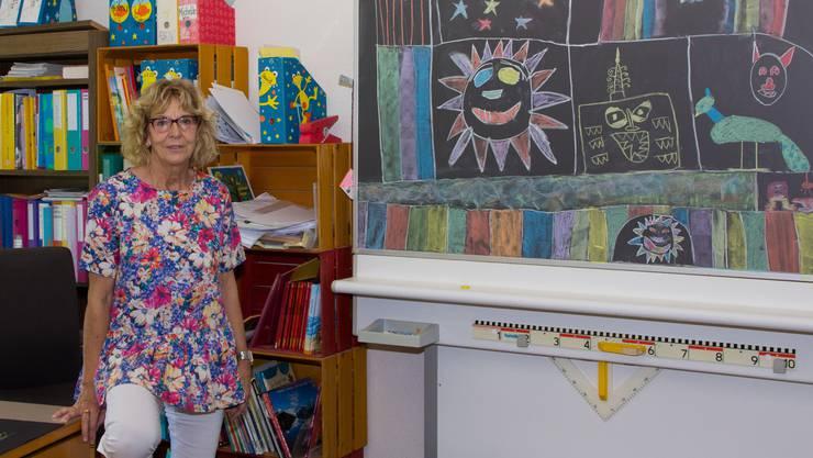 Im Juli wird Judith Antognini in Waltenschwil als Klassenlehrperson verabschiedet. Sie wird aber auch zukünftig Zeichnen und Musik unterrichten.