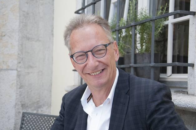 Fritz J. Bader, Inhaber Restaurants Ana Capri und Brasserie Federale in Solothurn und Restaurant Lungomare in Olten.