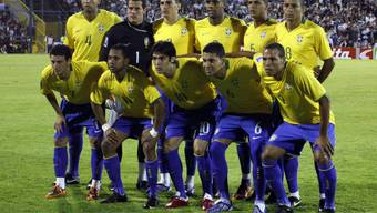 WM-Favorit Brasilien