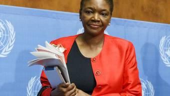 UNO-Nothilfekoordinatorin Valerie Amos (Archiv)